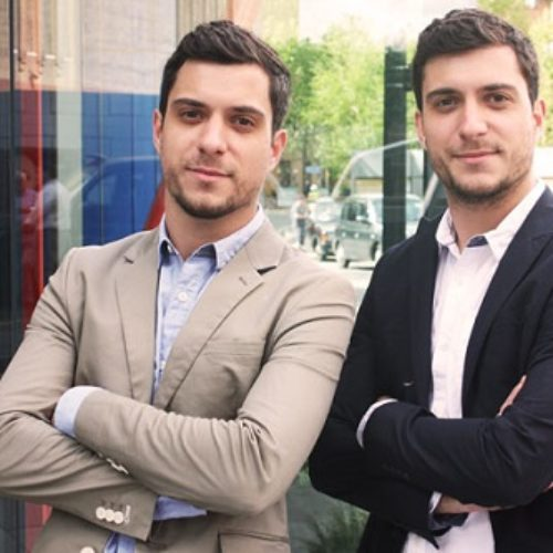 Gay Twins Launch 'pink LinkedIn'
