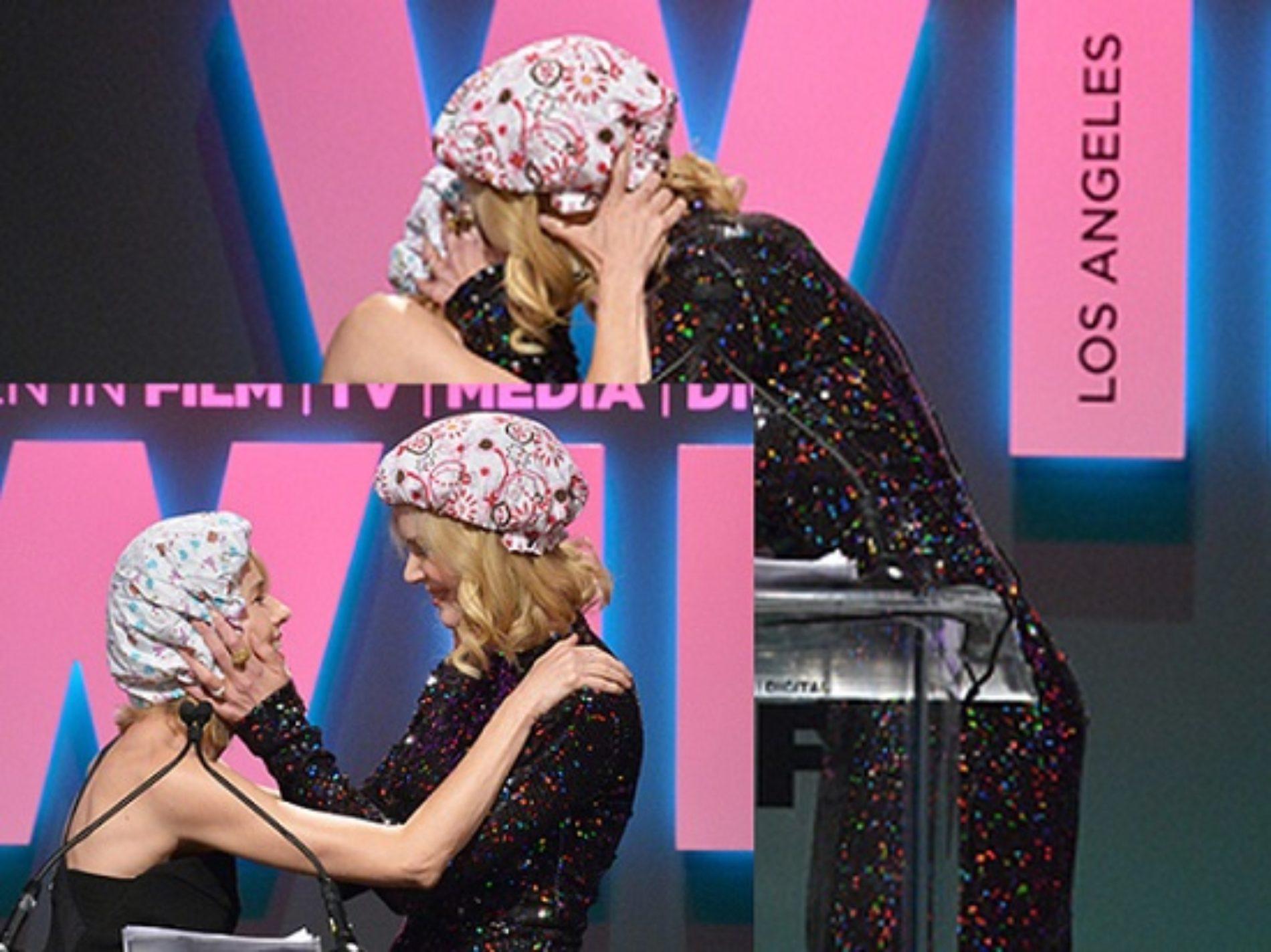 Nicole Kidman Kissed Naomi Watts, Not Apologizing for It