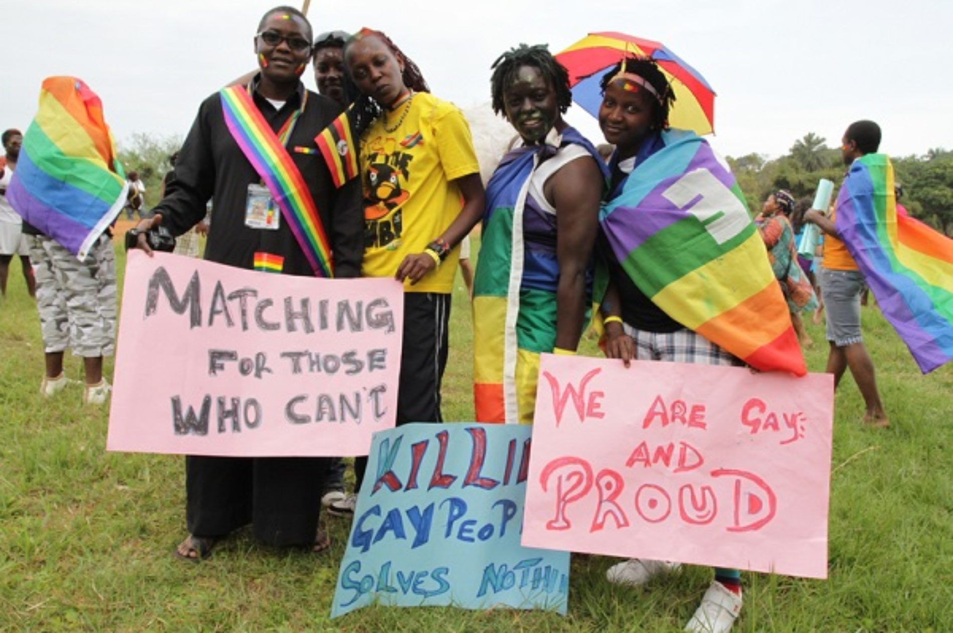 Ugandan Scientists Agree: Homosexuality Is Natural