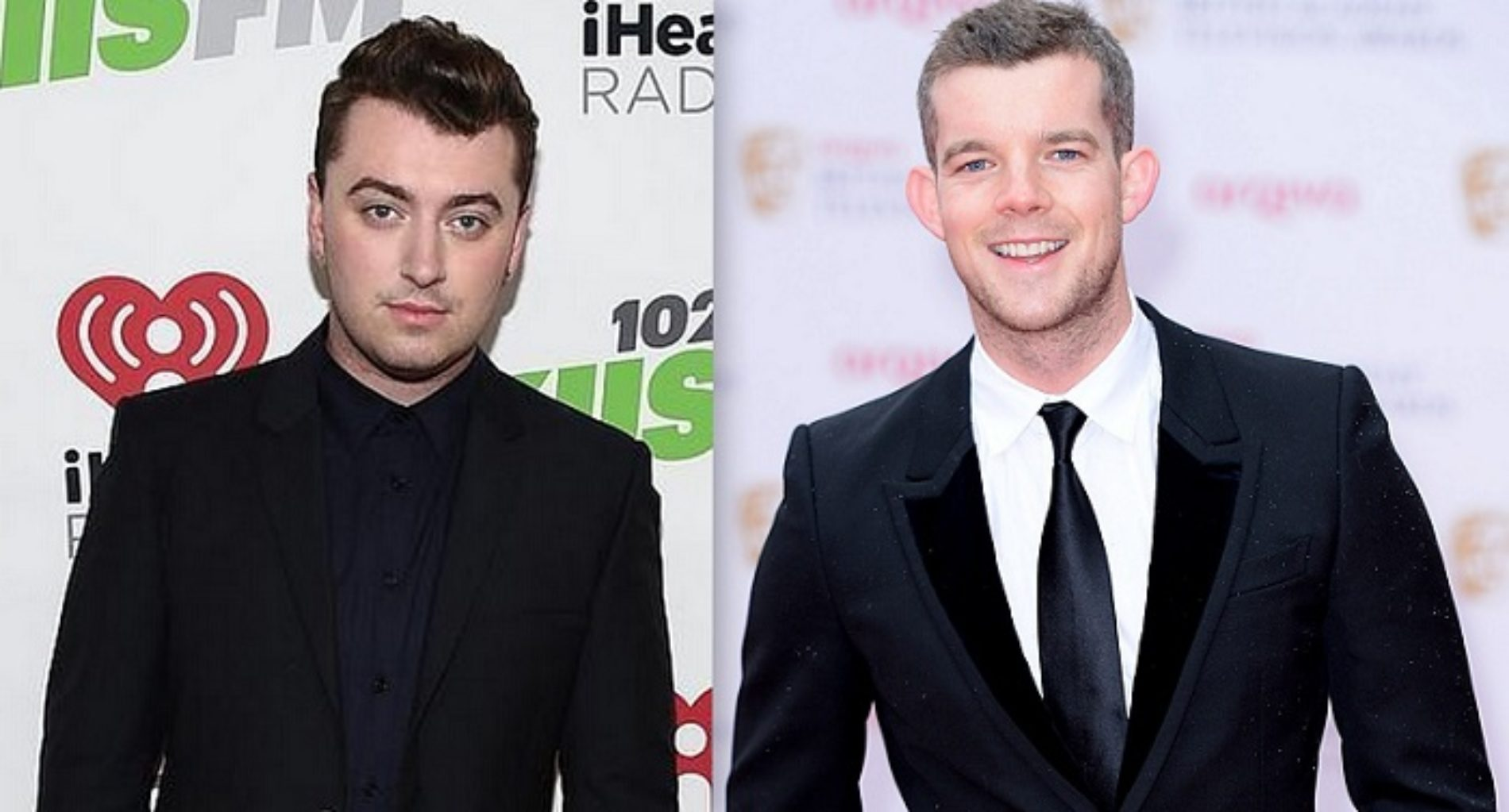 British Tabloid Speculates Russell Tovey And Sam Smith Romance