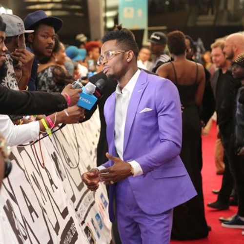 KD's Fashion Police: MTV Africa Music Awards 2015