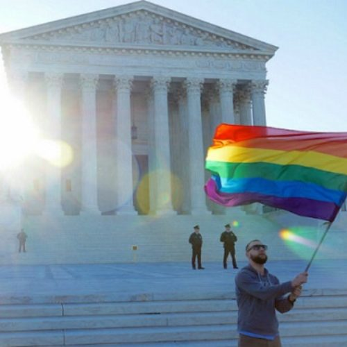 Movie About SCOTUS Case On Marriage Equality Already in the Works