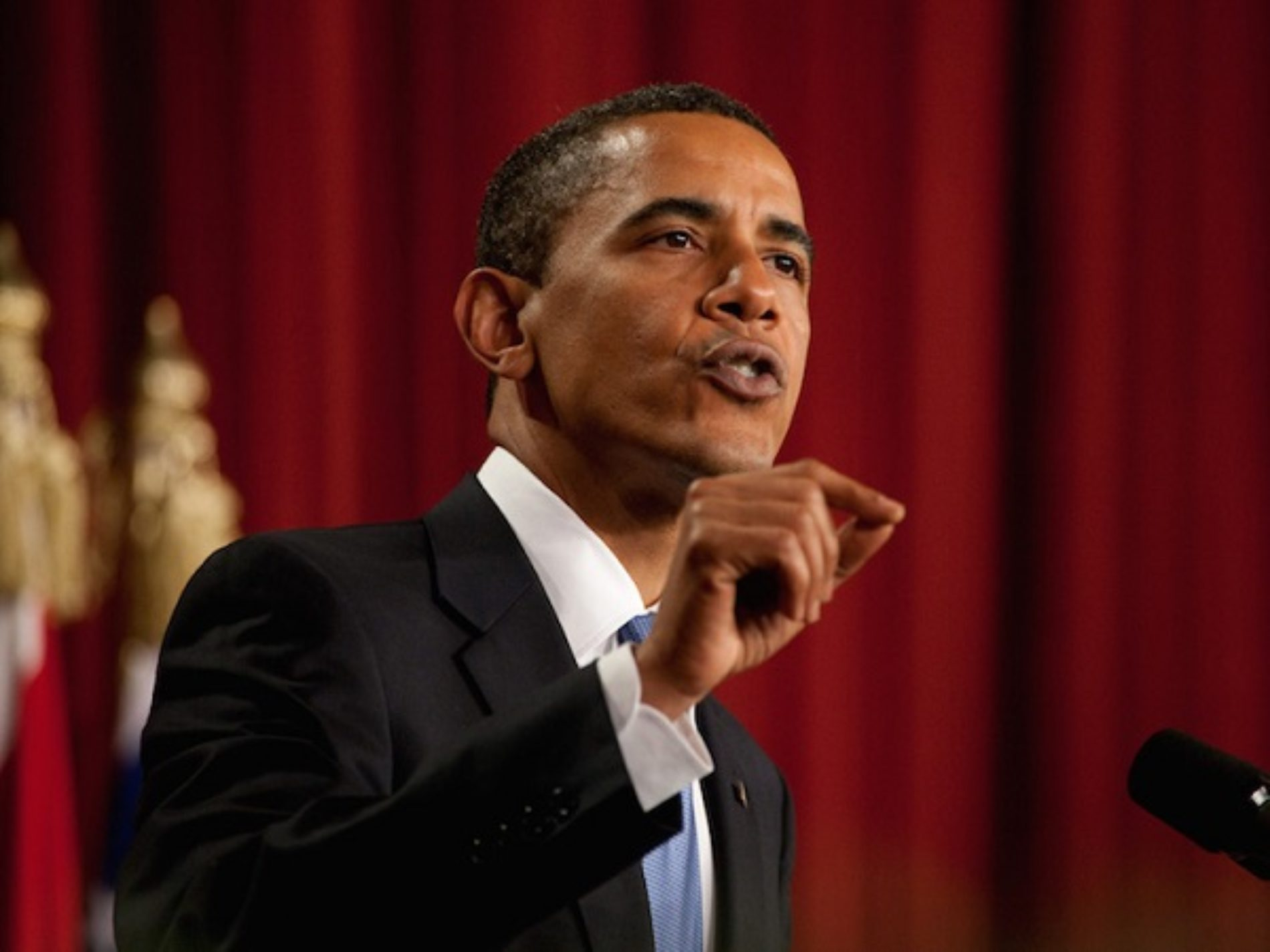 Obama Encourages Young African Leaders to Support LGBT Rights