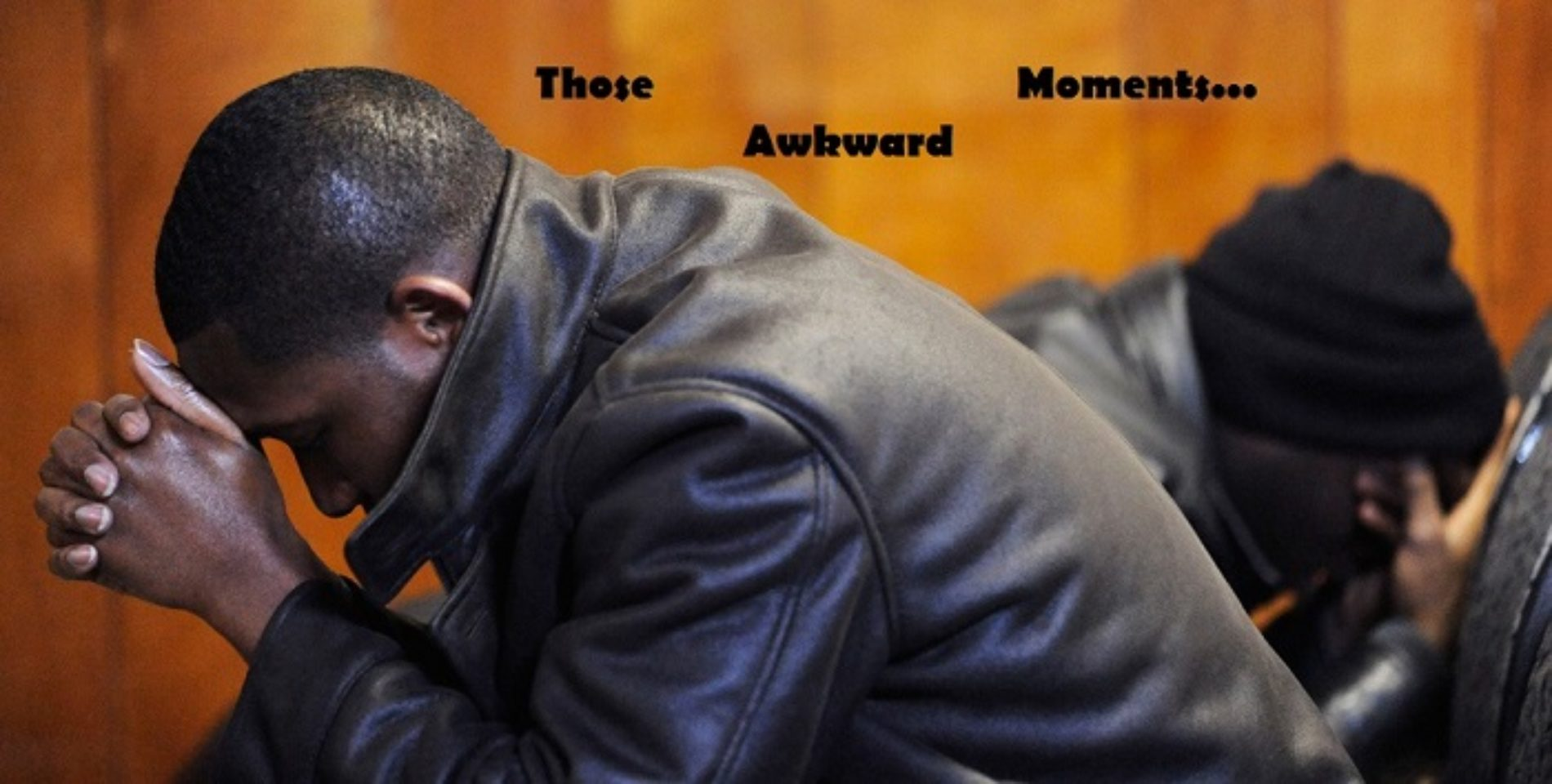Those Awkward Moments (Special) – Meet The Characters