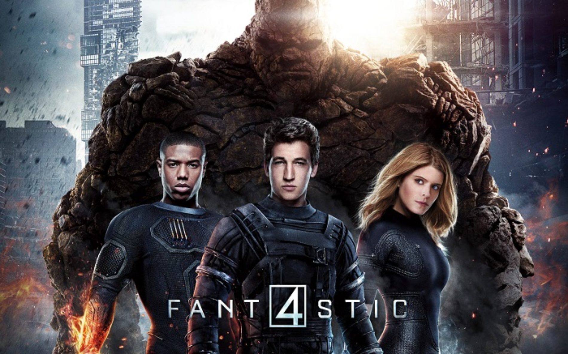 MOVIE REVIEW: My Underwhelming Experience With 'Fantastic Four'