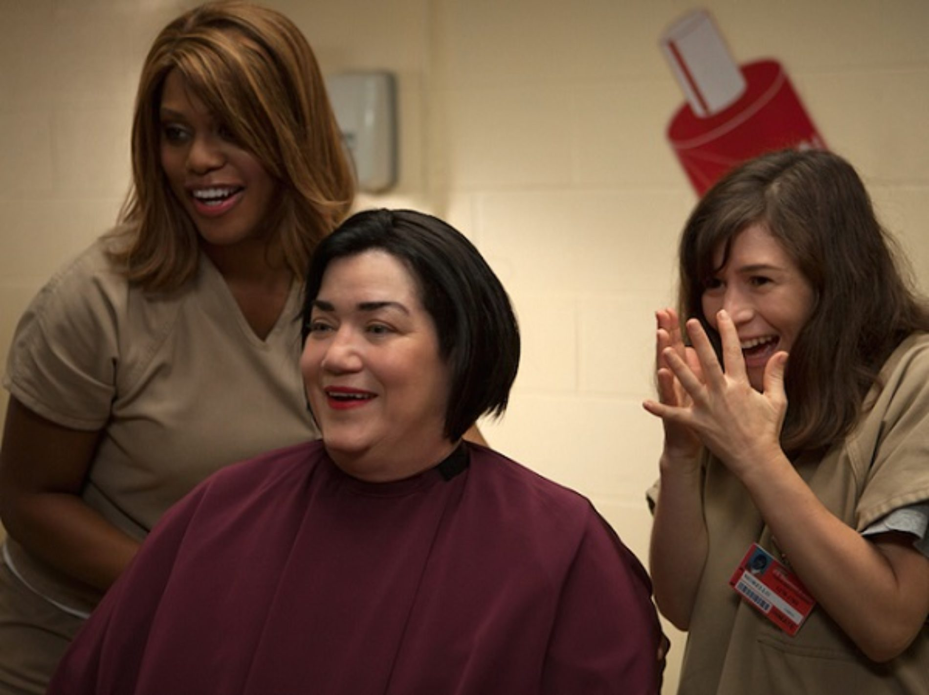Cast of 'Orange is the New Black' On Being Part of the LGBT Movement