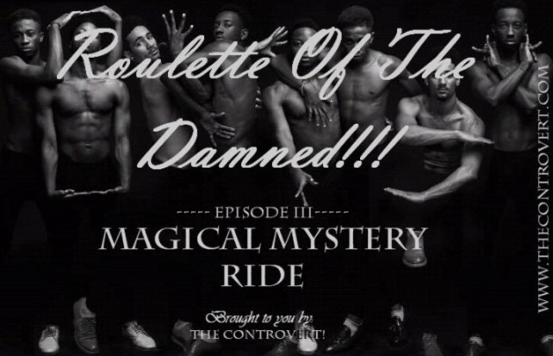 ROULETTE OF THE DAMNED 5: Magical Mystery Ride II