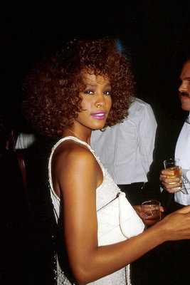 WHITNEY HOUSTON .15390. / 1992.NEW YORK New York, DEC 18, 1992(Credit Image: A© Judie Burstein/Globe Photos/ZUMAPRESS.com)