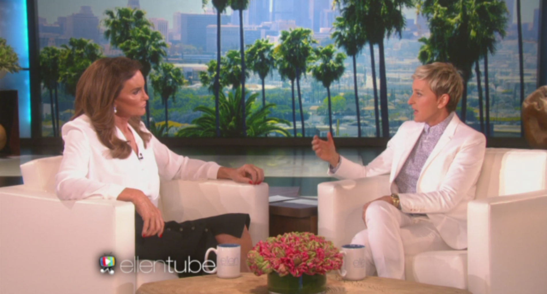 Caitlyn Jenner plays down negative comments about gay marriage