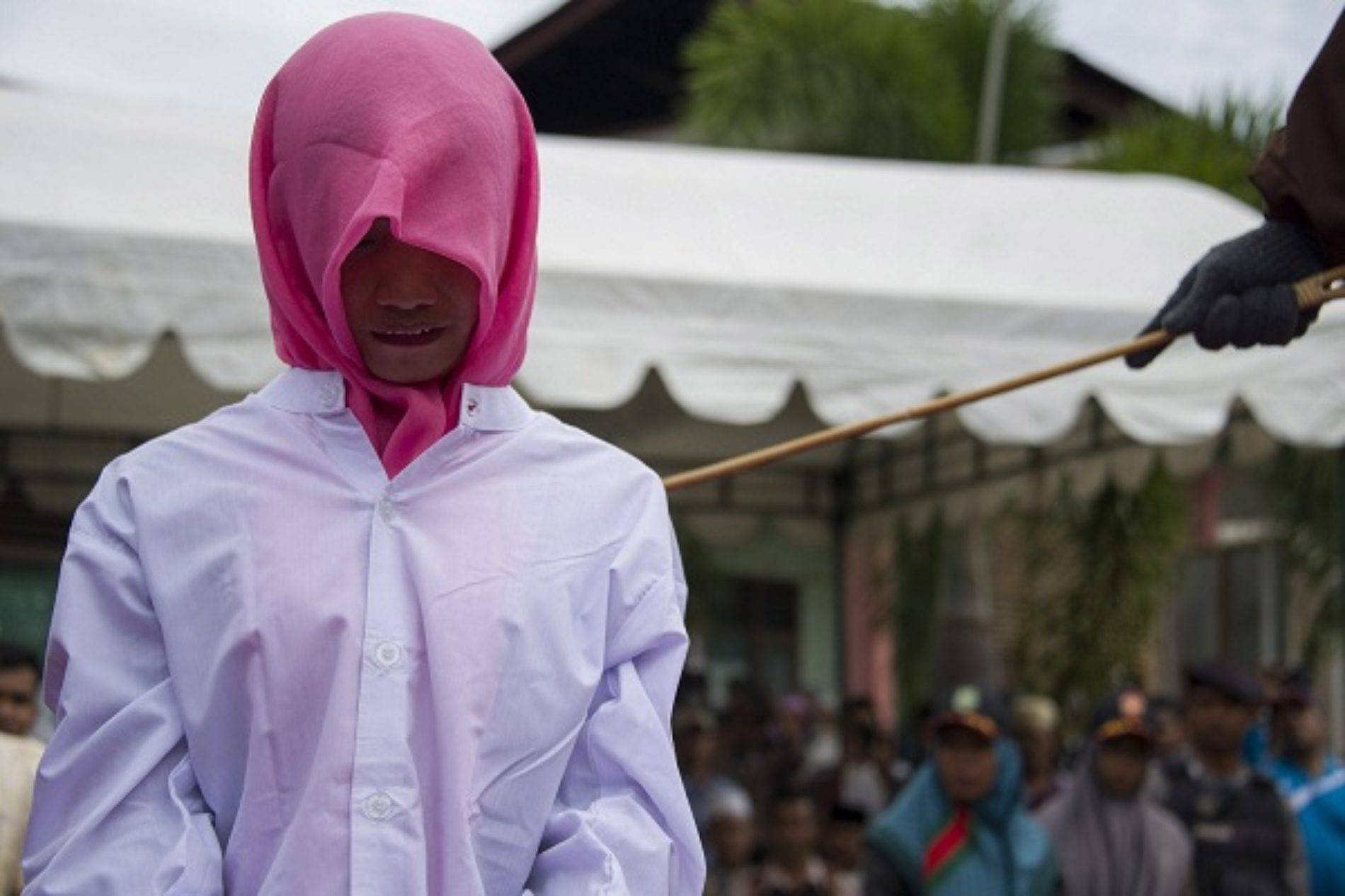 Tourists could now be whipped for being gay in Indonesia