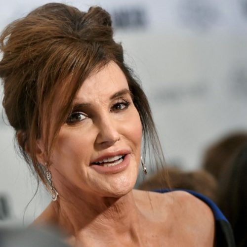 'This is my story. This is who I am. What can I do?' Caitlyn Jenner at Women of the Year Awards