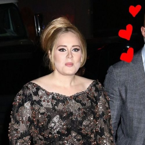The Internet is obsessed with Adele's new bodyguard