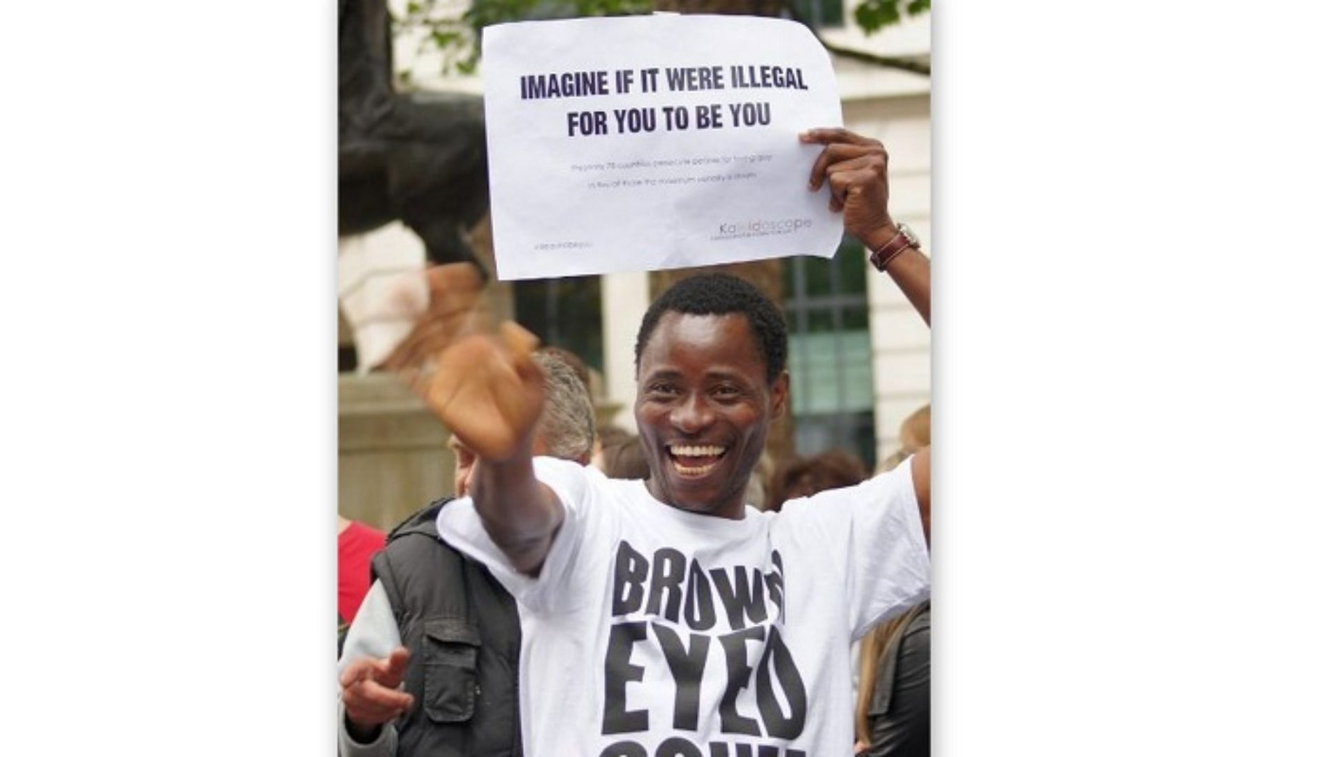 'Don't You Have Any Other Thing To Advocate For?' Said the Homophobe to Bisi Alimi