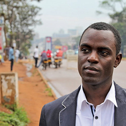 Gay Activist Urges Pope Francis To Talk Of Acceptance On Visit To Uganda