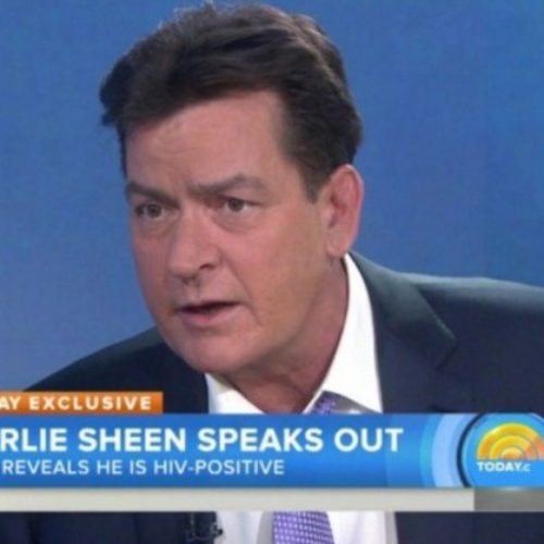Charlie Sheen Reveals His HIV Status, Admits To Paying Millions In Blackmail Hush Money