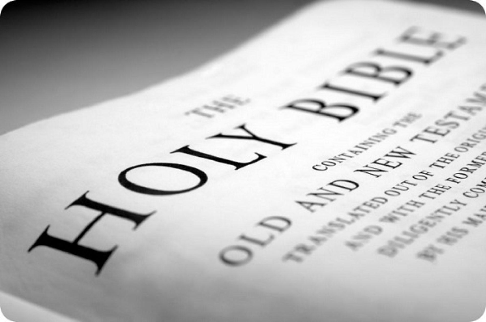 The Bible: A Homophobic Manual?