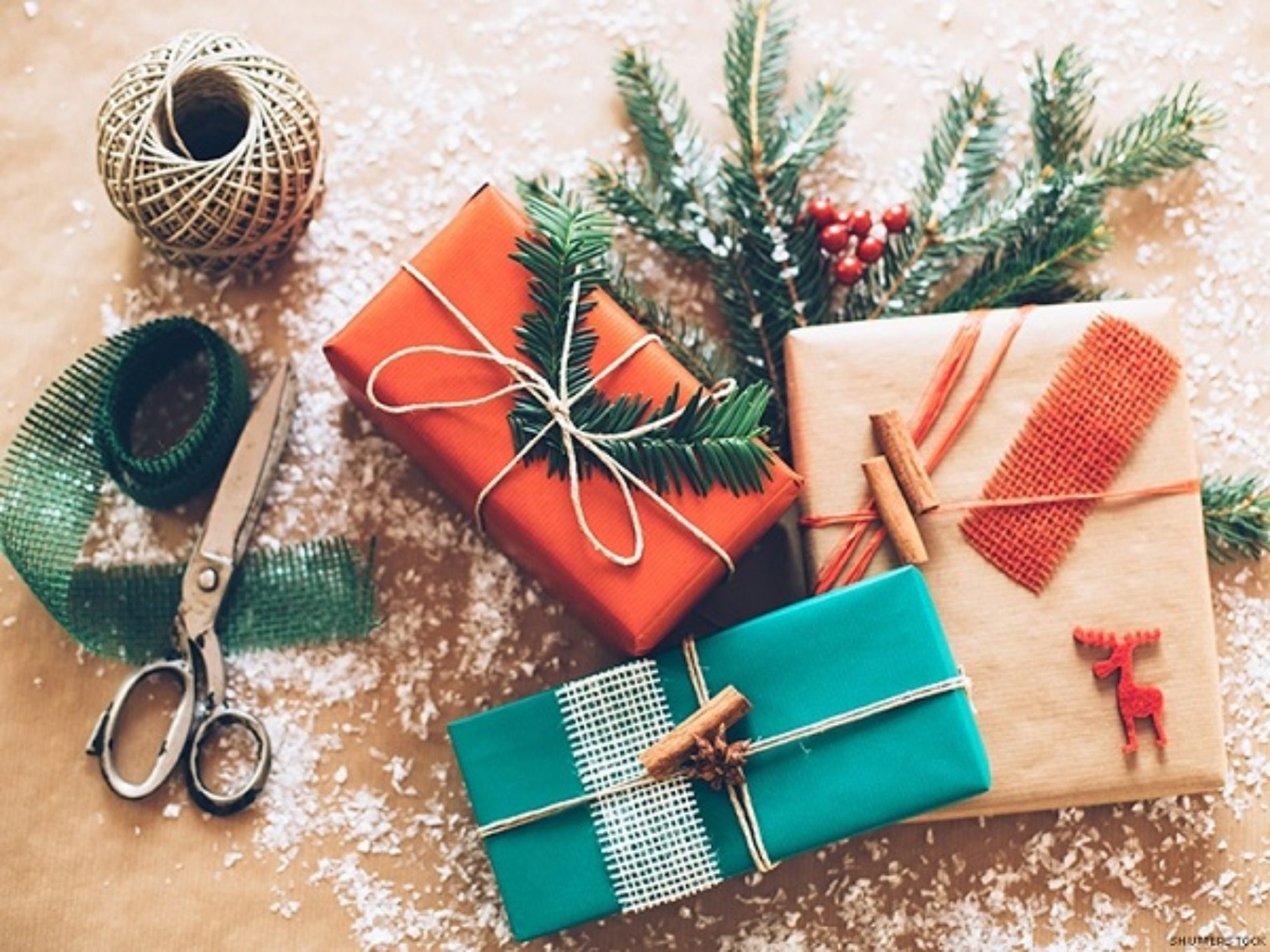 THE GIFTS THAT KEEP ON GIVING