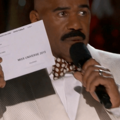 The Lingering Questions About Steve Harvey's Miss Universe Disaster