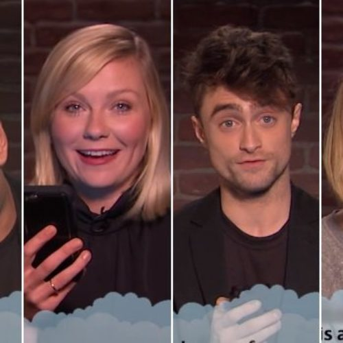Daniel Radcliffe and Sarah Paulson among latest celebs to 'read mean tweets'