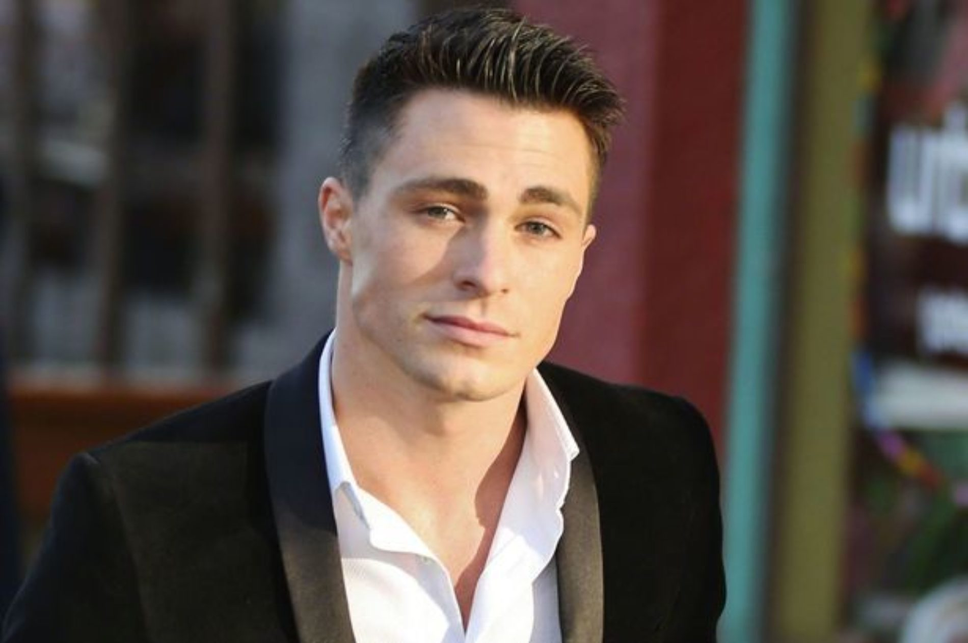 The Problem with Colton Haynes and Not Quite 'Coming Out'