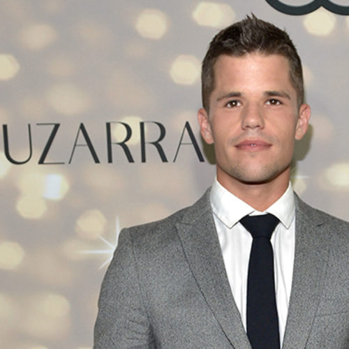'Teen Wolf' Actor Charlie Carver Comes Out