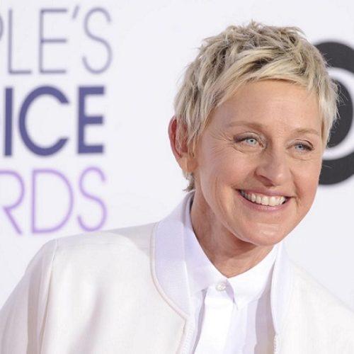 Pearls of Ellen DeGeneres' Wisdom
