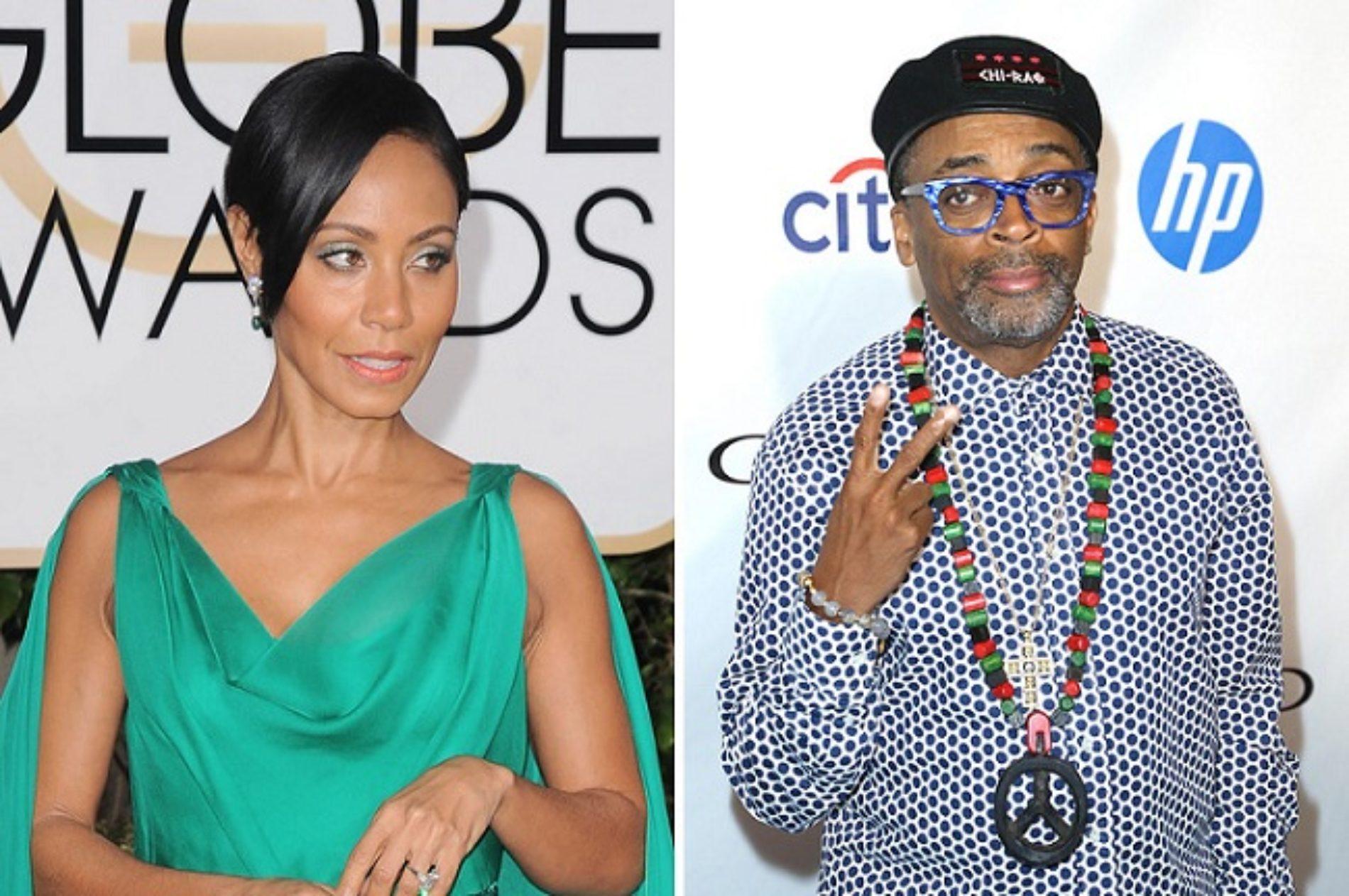 Director Spike Lee and Actress Jada Pinkett Smith To Boycott The Oscars