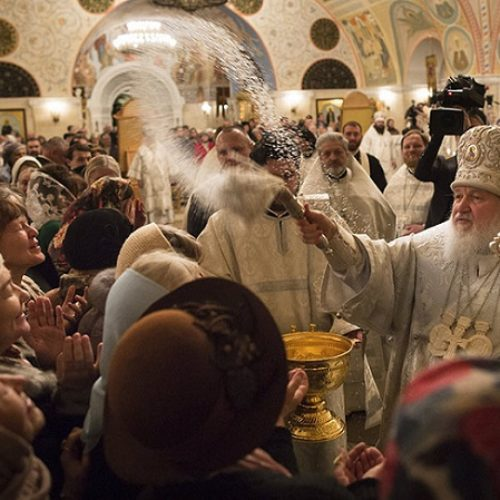 Head of Russian Orthodox Church Says Gays Are Responsible for Rise of ISIS