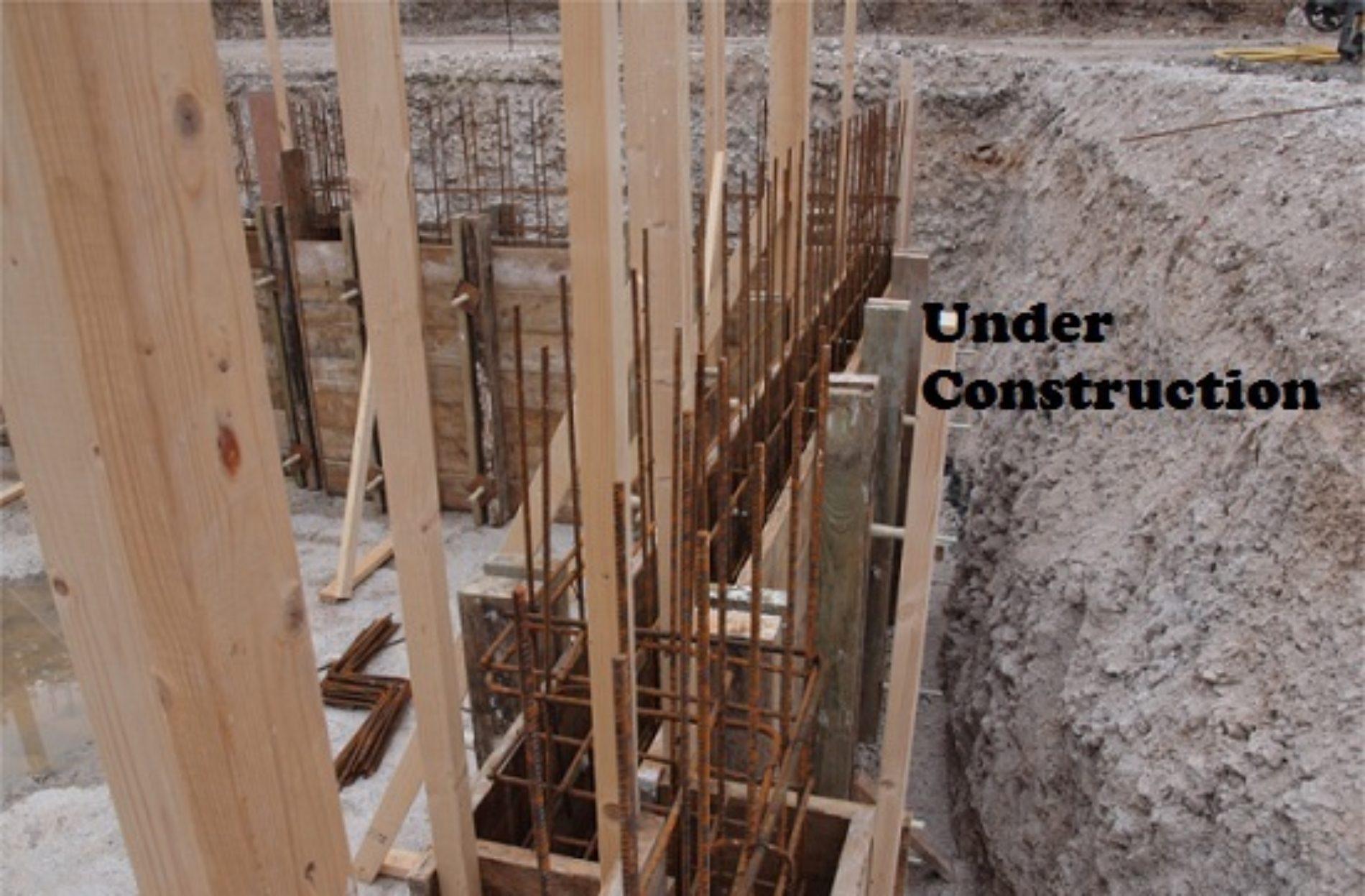 Under Construction: Kitchen Sink