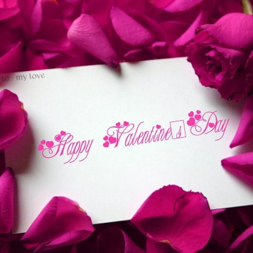 Photo: Happy Valentine's Day