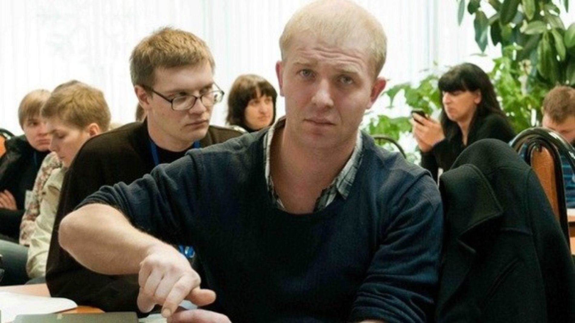 Russian man fined by court for not being homophobic