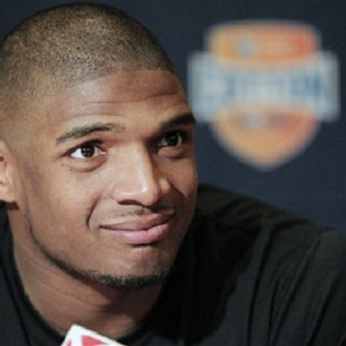 'If By Living My life, I Can Save Someone, I Would Do it Again.' – Michael Sam