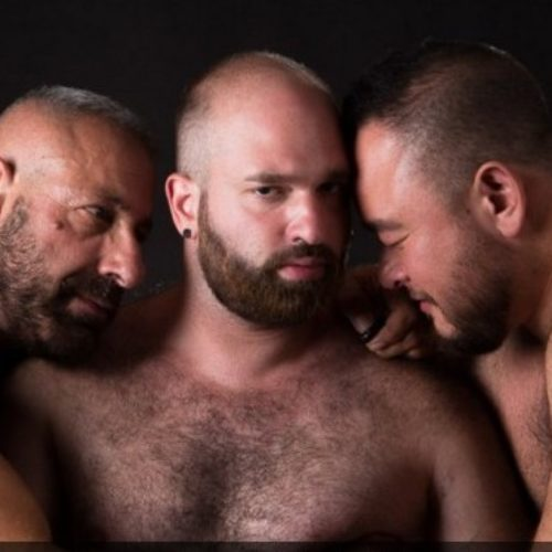 Three gay men speak of their three-way relationship