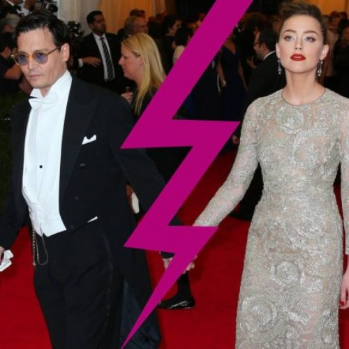 Bisexual actress Amber Heard denies blackmailing Johnny Depp in ongoing divorce
