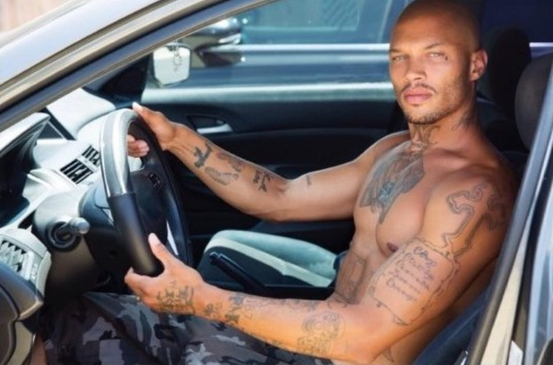 Man Crush Monday: Jeremy Meeks