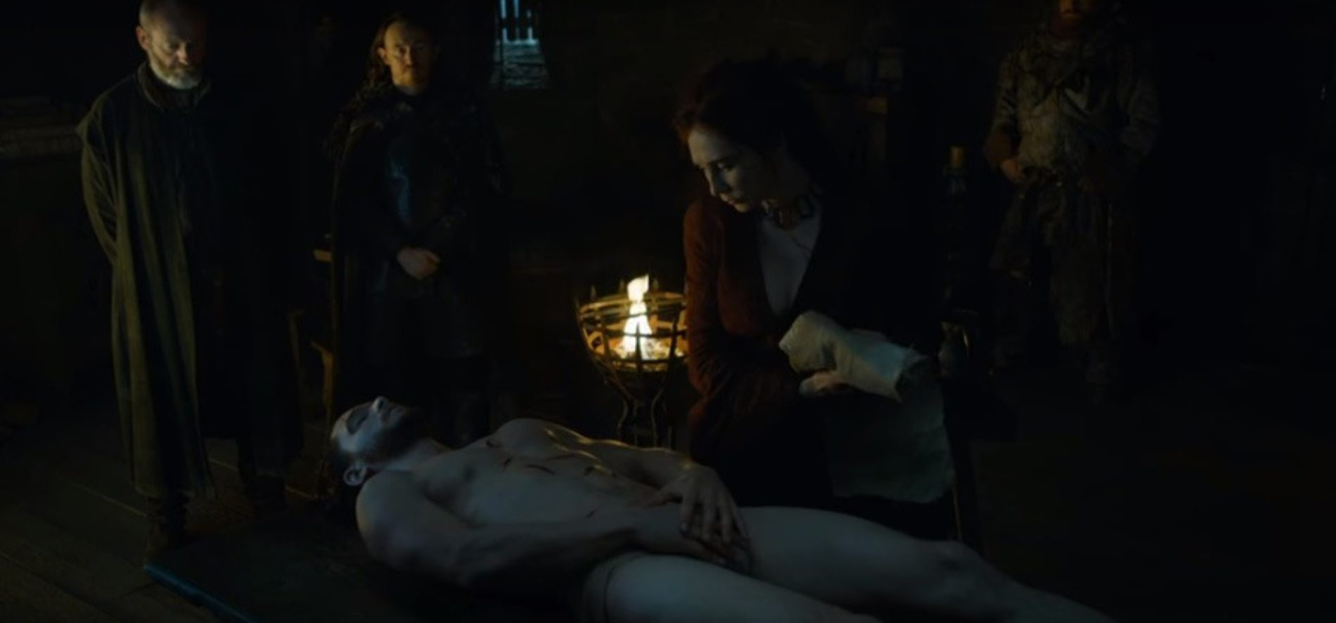 Bloopers for 'Game Of Thrones' Season 6 to ease your post-show blues