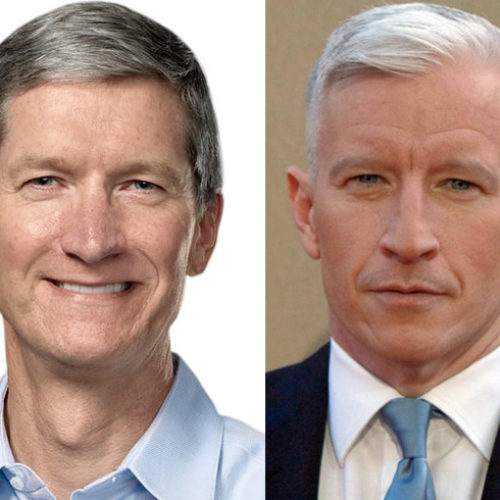 Tim Cook consulted with Anderson Cooper 'multiple times' before coming out