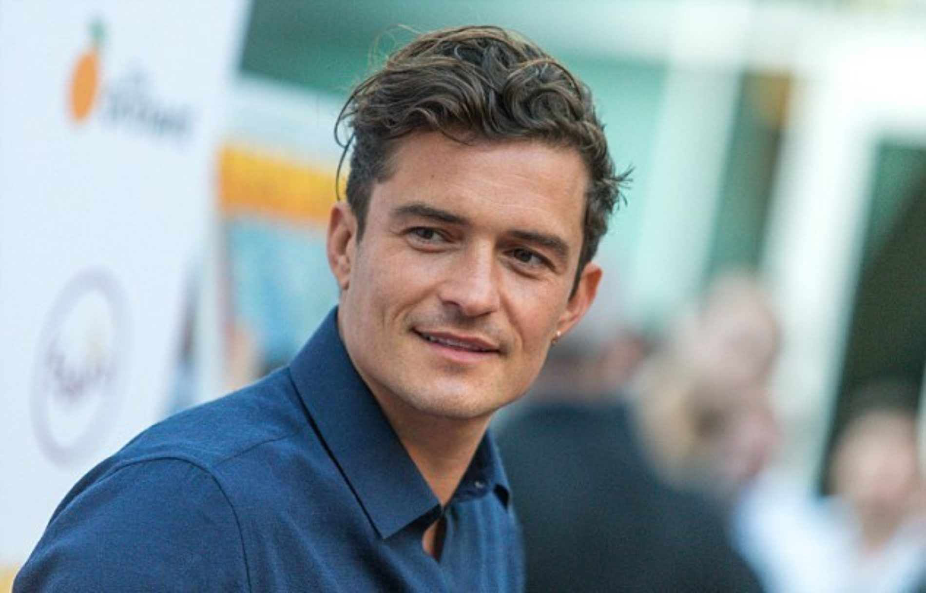 Orlando Bloom's Full Frontal Nudity Trends On The Internet