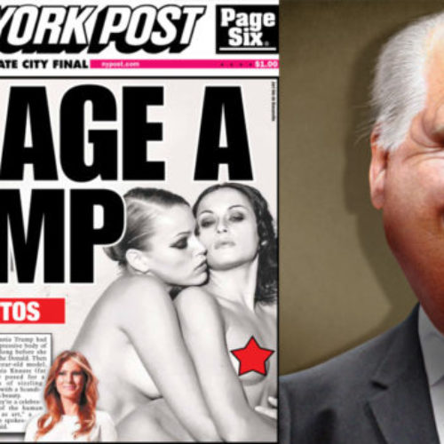 Rush Limbaugh thinks Melania's Revealing Photos Will Win LGBTQ Votes for Donald Trump