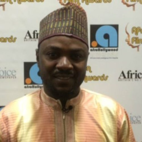 """We are not gay!"" Adam Zango and other Kannywood actors swear with the Quran"