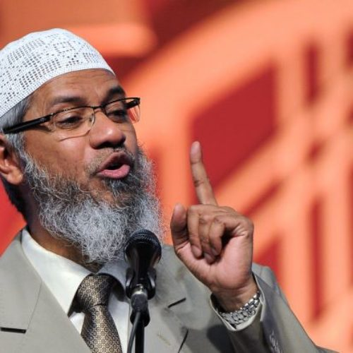 Muslim Televangelist Zakir Naik Says People Become Gay Because They Have Sex With Too Many Women