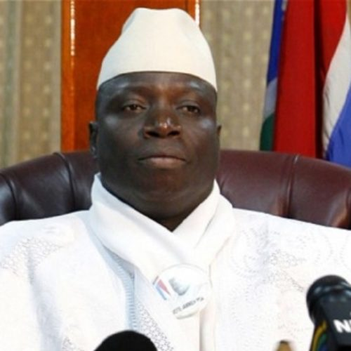 Gambian President claims he can cure AIDS