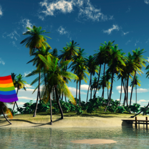 What Do You Think About A Country For Gay People, No Heteros Allowed?