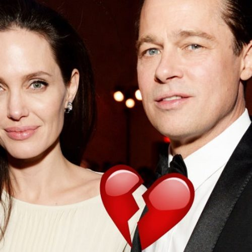 No more Brangelina? Say it ain't so. Angelina Jolie reportedly files for divorce from Brad Pitt