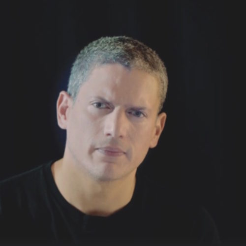 'Don't Be Afraid To Take The First Step.' Wentworth Miller Creates Powerful Video About Depression