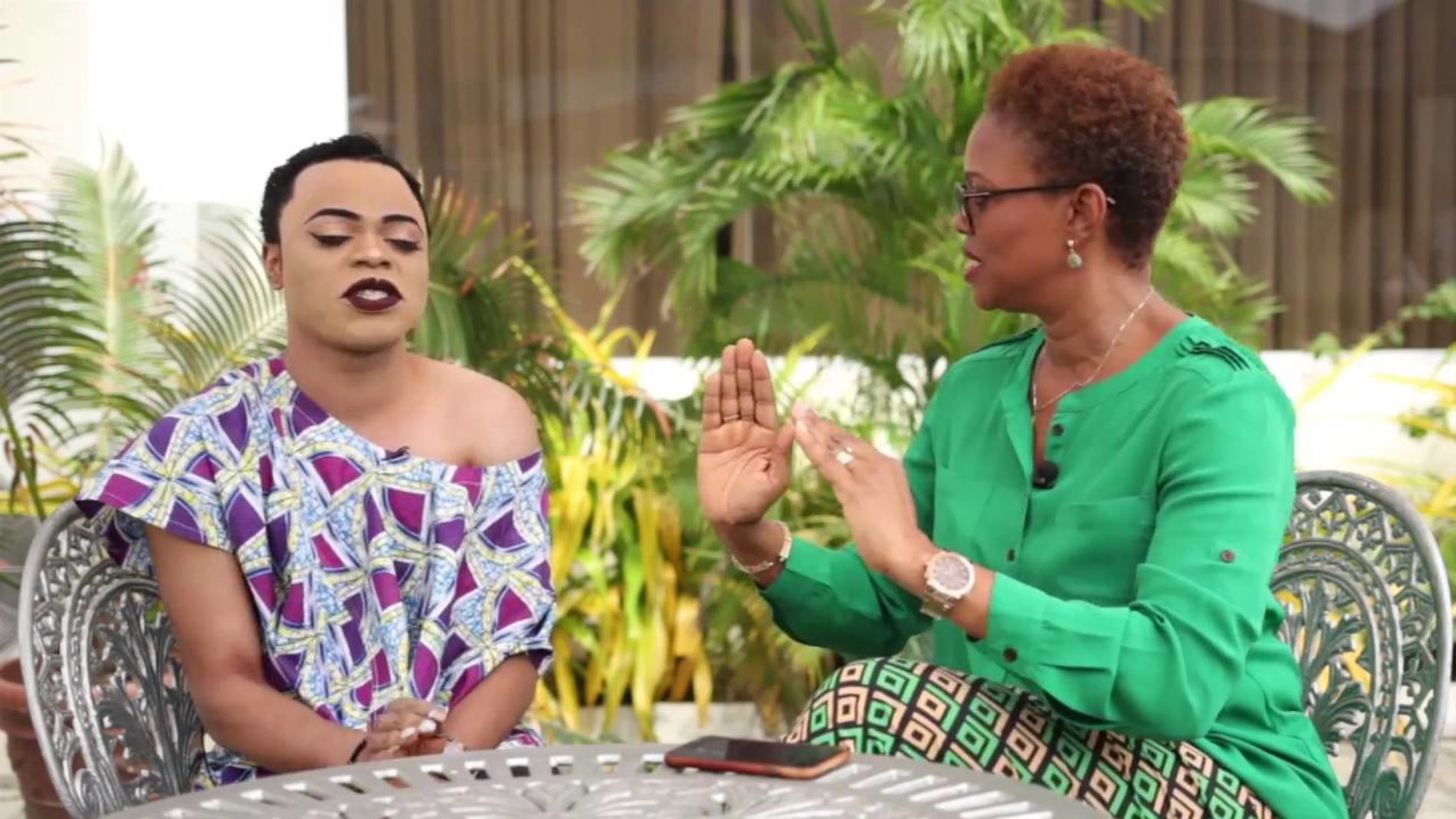 """I am in support of the antigay law."" Male Barbie Bobrisky declares in new interview"