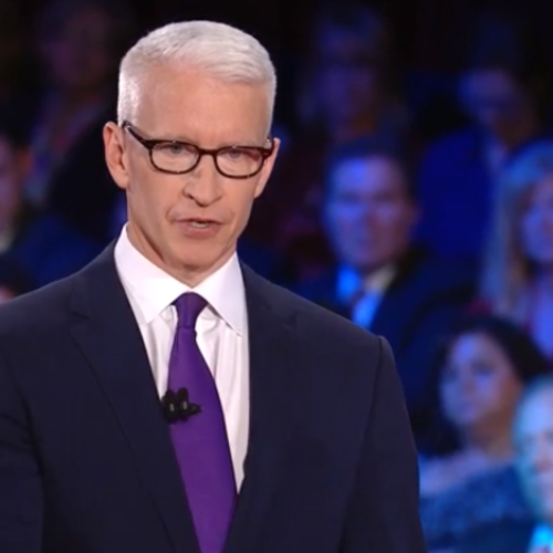 Anderson Cooper attacked over Second US Presidential Debate