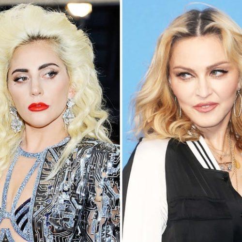 Lady Gaga Reignites Madonna Feud; Twitter Erupts