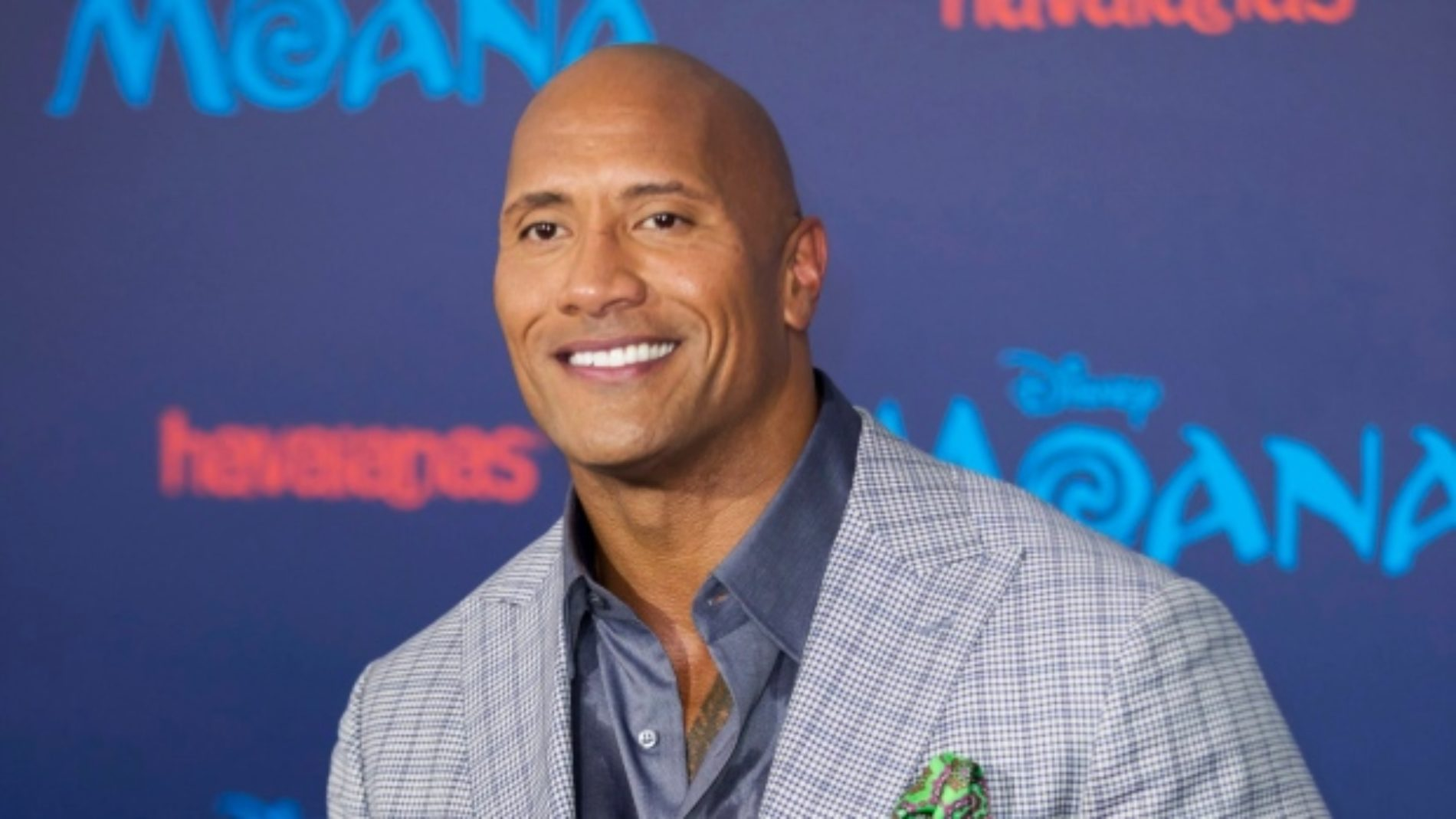 Dwayne 'The Rock' Johnson Is 2016's Sexiest Man Alive!