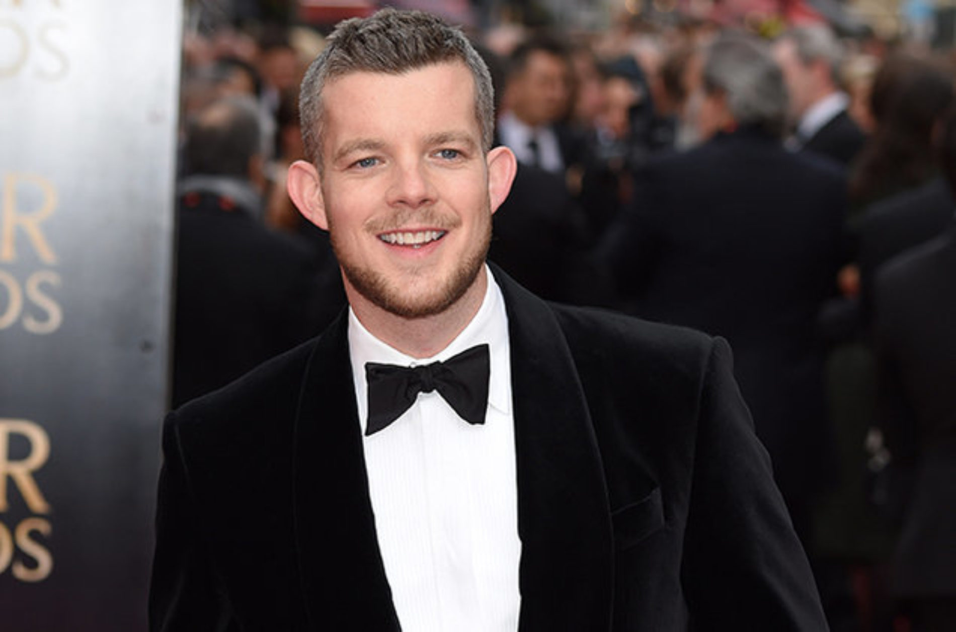 """Being gay is the best thing that's ever happened to me."" – Russell Tovey"